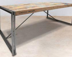 TABLE À MANGER RECTANGULAIRE - IND34004