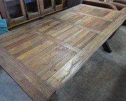 TABLE À DÎNER INDUSTRIELLE - MB23