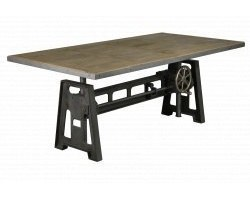 TABLE À DÎNER INDUSTRIELLE - IN05M*200