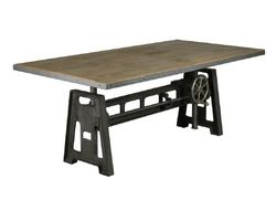 024 - TABLE À DÎNER INDUSTRIELLE - IN05M*250