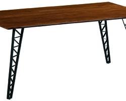 TABLE A DINER TECK MASSIF - FAIRTA180