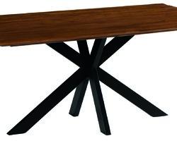 TABLE A DINER TECK MASSIF - COLTA180