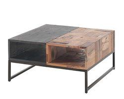 TABLE BASSE CARREE - ALMATABA20