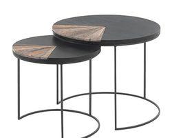TABLE BASSE RONDE GIGOGNE - ALMATABAROGIG