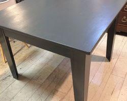 TABLE ANCIENNE DESIGN BRUT ET AUTHENTIQUE
