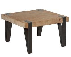 TABLE BASSE BOIS / MÉTAL - TECTABA 75