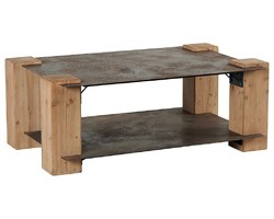 TABLE BASSE INDUSTRIELLE - ACTTABA120