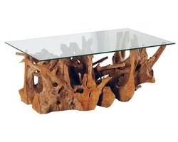 TABLE BASSE RACINE - ROOTABA12070V