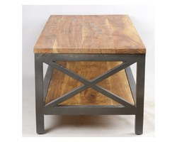 TABLE BASSE INDUSTRIELLE - IN36