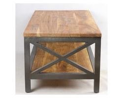 TABLE BASSE INDUSTRIELLE - IN36