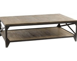 TABLE BASSE STYLE INDUS - IN29