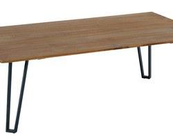 TABLE BASSE TECK NATUREL - MOLTABA125