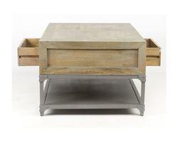 TABLE BASSE INDUSTRIELLE - IN80