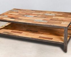 TABLE BASSE RECTANGULAIRE - INDUS04003