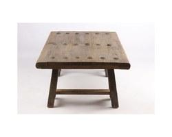 TABLE BASSE TRÉTEAUX - MB133