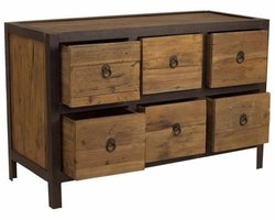 COMMODE AMBIANCE INDUSTRIELLE - MB99