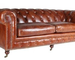 CANAPÉ CHESTERFIELD CIGARE - MC99