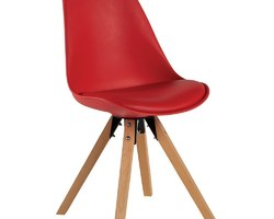 CHAISE BENNY ROUGE - CHABENROUGE