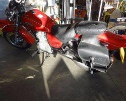 MOTO SUZUKI 125 CC MARAUDER
