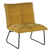 FAUTEUIL MODERNE VELOURS - FAUCAL