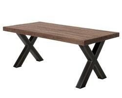 TABLE À DÎNER EN TECK - ORETA180
