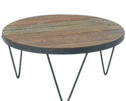 TABLE BASSE ORME RECYCLE - CROTABA80R